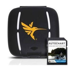 Humminbird Autochart  Zero Line lisäkortti