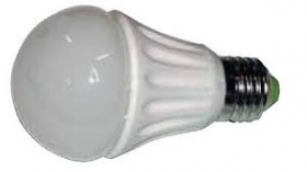 SW LED-polttimo 60 mm E27-kannalla 5 W