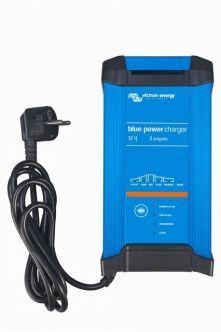 Victron Blue Power 12/20 automaattilaturi kolmella ulostulolla