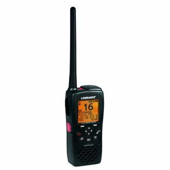 Lowrance LINK-2 kelluva VHF-puhelin DSC:llä