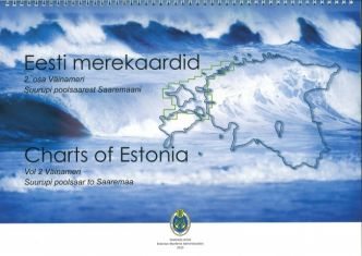 Charts of Estonia, Vol 2, Osmussaar to Saaremaa