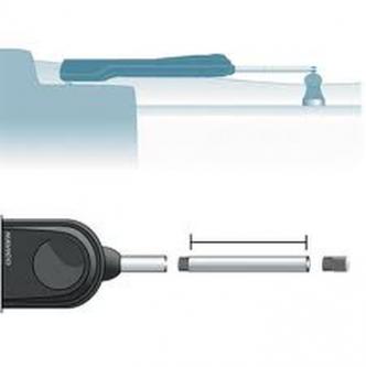 Simrad pinnapilotin jatkokappale 120 mm