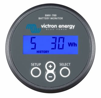Victron Energy akkumonitori BMV 702
