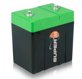 Super B Lithium Ion akku 12,8 Ah
