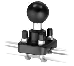 RAM U-sinkiläkiinnike 20-30 mm putkeen, C-sarja