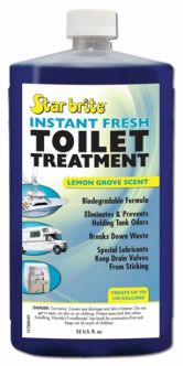 StarBrite Instant Fresh Toilet Treatment 473 ml