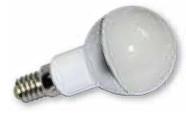 Sunwind LED-polttimo 45 mm E14-kannalla 3W
