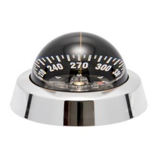 Silva 85E Kromi kompassi asteikolla ja valolla