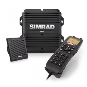 Simrad RS90 VHF-puhelin ja AIS-vastaanotin