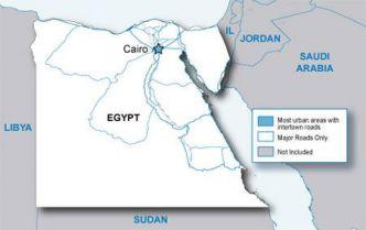 Garmin Egyptin kartta CN NT SD/MicroSD