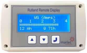 Rutland Remote 1200 näyttöpaneeli