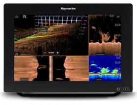 Raymarine AXIOM 12 RV monitoiminäyttö RealVision 3D kaiulla