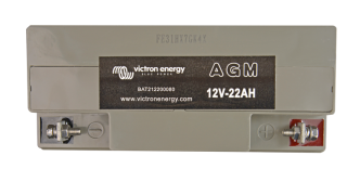 Victron AGM-akku 12 V /22 Ah
