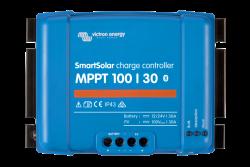 Victron SmartSolar MPPT 100/30 lataussäädin Bluetoothilla