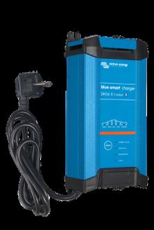 Victron Blue Smart 24/16 automaattilaturi kolmella ulostulolla ja Bluetoothilla