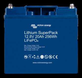 Victron Lithium SuperPack 12,8 V / 20 Ah