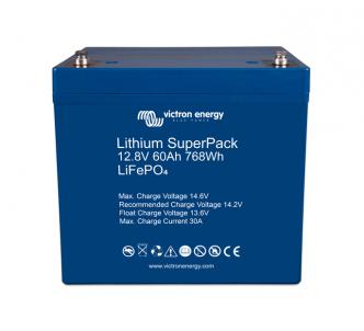 Victron Lithium SuperPack 12,8 V / 60 Ah