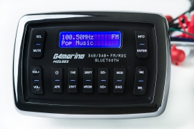 G4marine RM905D FM/DAB-radio Bluetooth yhteydellä