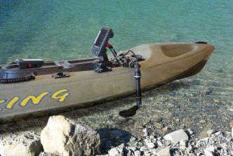 Railblaza Kaiun ja anturin asennussarja kanoottiin/kajakkiin