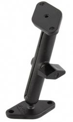 RAM teline, varsi vinoneliö jaloilla A-sarja, korkeus 112 mm