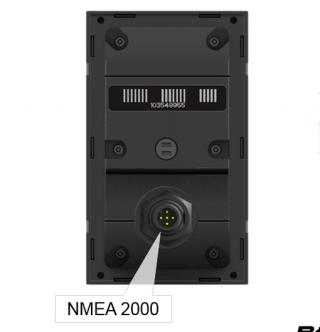 Simrad OP12 autopilotin hallintalaite