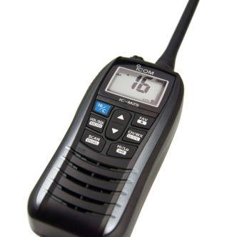 Icom IC-M25 meri-VHF