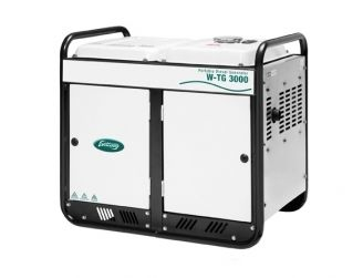 WhisperPower W-TG 3000 kannettava diesel generaattori