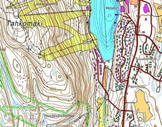 CompeGPS Land navigointiohjelma PC:lle + koko Suomen 1:20000 topokartat