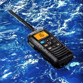 Icom IC-M37E meri-VHF