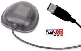 Haicom HI-204III-USB vesitiivis GPS-vastaanotin USB-porttiin