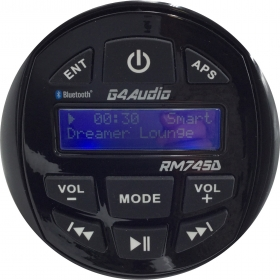 G4marine RM745D FM/DAB-radio Bluetooth yhteydellä