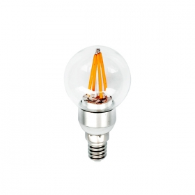 Sunwind LED-polttimo 45 mm E14-kannalla 4W