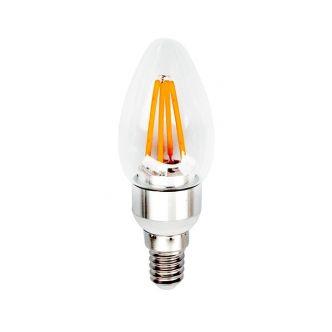 Sunwind LED-polttimo E14-kannalla Mignon 4W