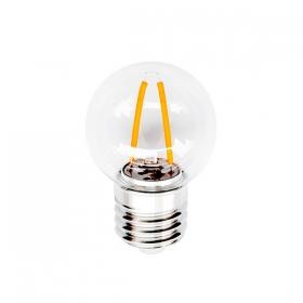 Sunwind LED-polttimo 45 mm E27-kannalla 2W