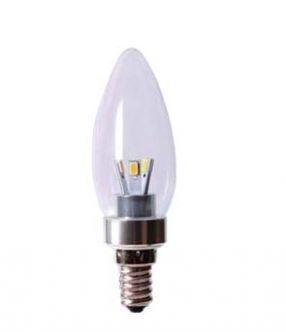 Sunwind LED-polttimo E14-kannalla Mignon 3W