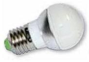 Sunwind LED-polttimo 50 mm E27-kannalla 3 W