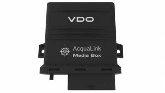 VDO AcquaLink Media Box radio/musiikkiserveri
