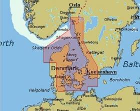 C-MAP NT+ (EN-C253) Western Sweden