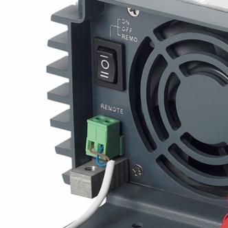 Dometic 350 W/230 V invertteri 12 V