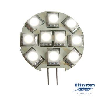 Båtsystem LED kortti 8-30 V G4 kannalla