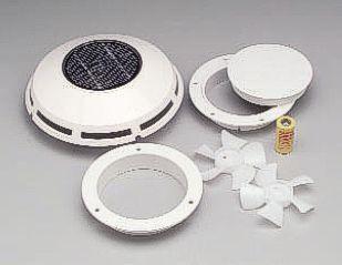 """Nicro 2000 aurinkokennoventtiili, muovi 4"""""""
