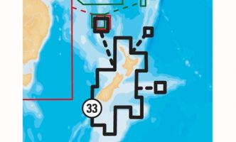 Navionics Gold 33XG NEW ZEALAND