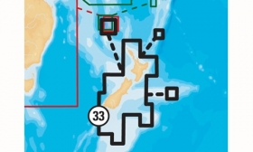 Navionics Gold 33XG NEW ZEALAND