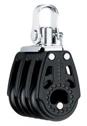 Harken 29 mm Carbo triplaploki leikarilla