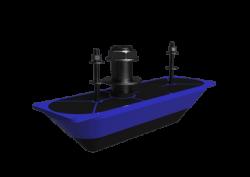 Lowrance/Simrad Structure Scan 3D pohjanläpianturi