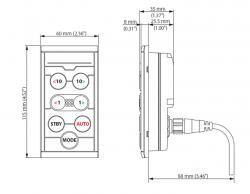 B&G Triton² autopilotin hallintalaite