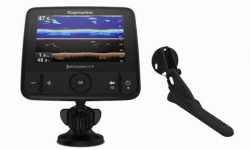 Raymarine Dragonfly 7 Pro CHIRP kaikuplotteri sisäisellä GPS:llä