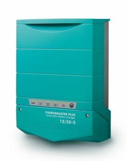 Mastervolt ChargeMaster Plus 12/35-3 automaattilaturi kolmella lähdöllä