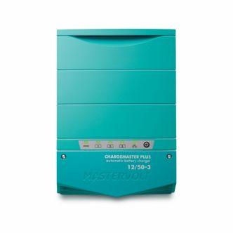 Mastervolt ChargeMaster Plus 12/50-3 automaattilaturi kolmella lähdöllä