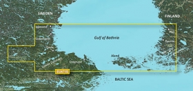 Garmin BlueChart g2 Vision HD, VEU471S Gulf of Bothnia, South